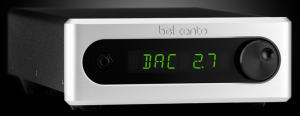 Dac 2.7 Bel canto 3/4