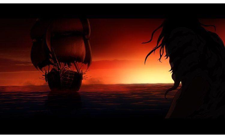 WATCHMEN: Relatos del Navío Negro