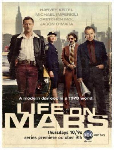 Life on Mars (Versión USA)
