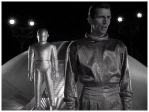 Ultimátum a La Tierra - original de 1951