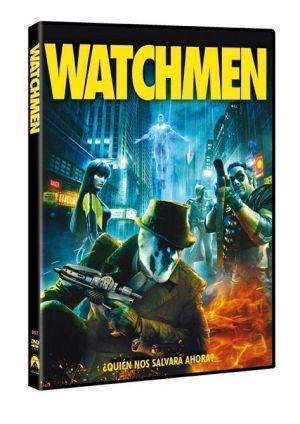 Watchmen en DVD