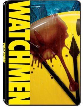 Watchmen en Estuche Metálico