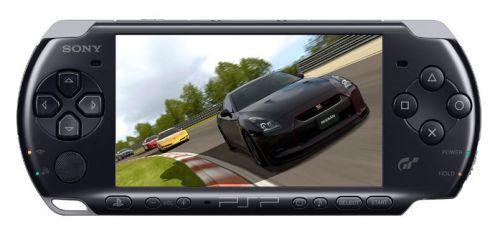 PSP con Gran Turismo