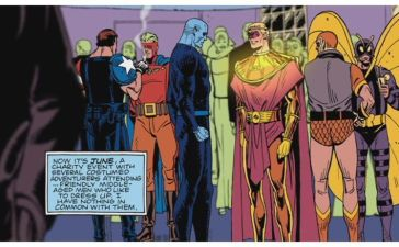 Watchmen - El cómic animado (2009)