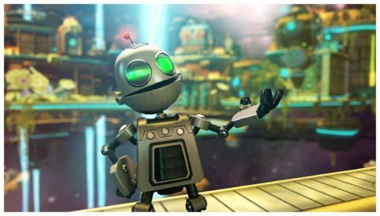 Ratchet & Clank Future: A Crak in Time