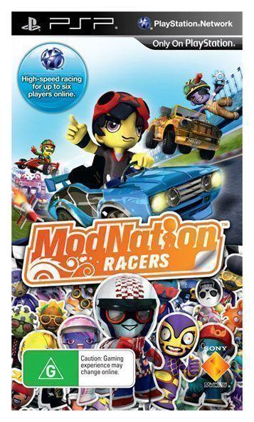 Modnation Racers también para PSP