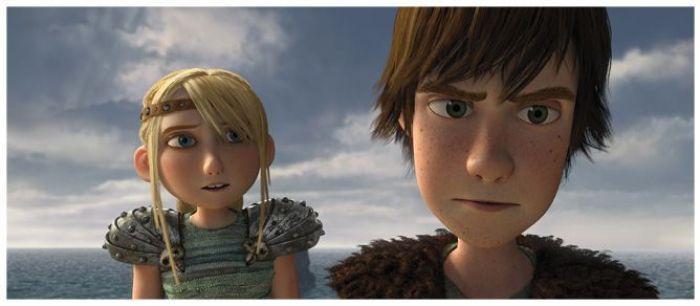 CÓMO ENTRENAR A TU DRAGÓN (2010) Blu-Ray Analizado en AudioVideoHD.com