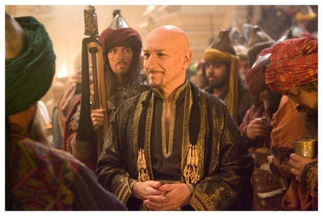 Ben Kingsley en PRINCE OF PERSIA, LAS ARENAS DEL TIEMPO