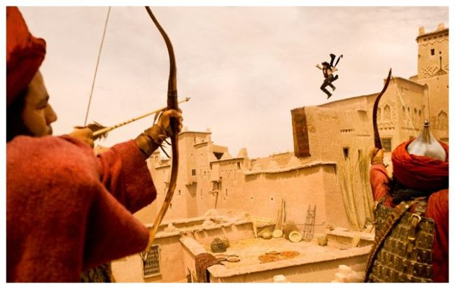 Prince Of Persia, Sands of Time de Walt Disney Studios Home Entertainment