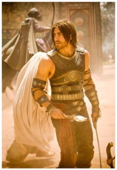 Jake Gyllenhaal en Prince Of Persia, Sands of Time