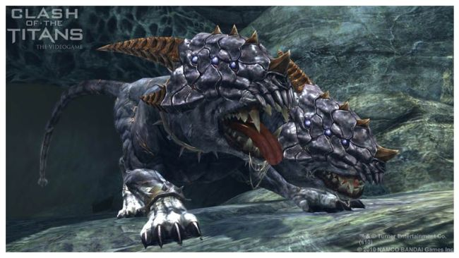 Un videojuego mitológico: FURIA DE TITANES