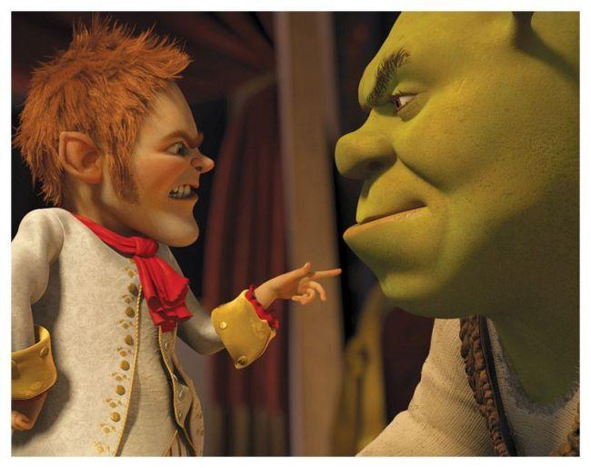 Rumpelstiltskin y Shrek