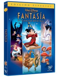 Fantasía Edición Especial en DVD