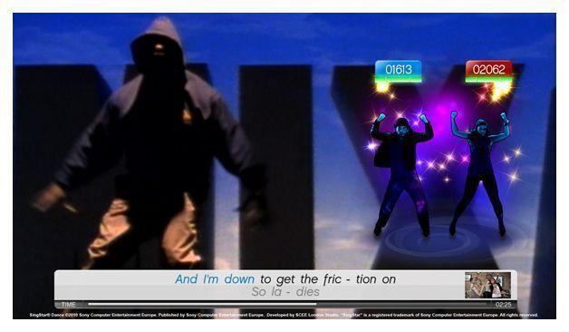 SingStar +Dance