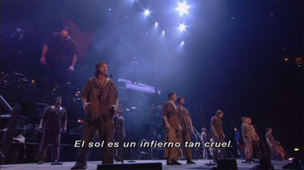 """Les Miserábles in Concert"": El musical"