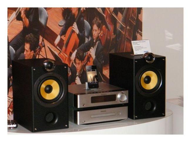 Cadena AV Philips DCD8000