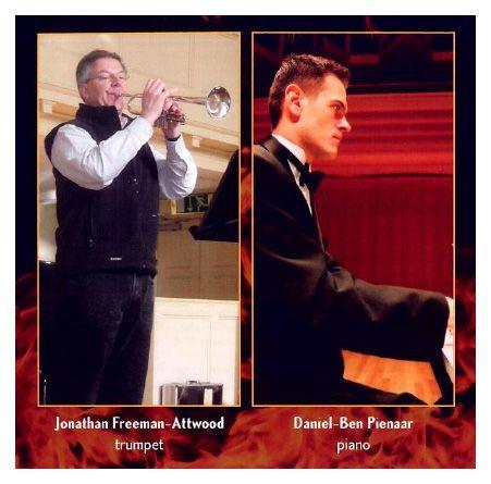 """Jonathan Freeman-Atwood"" - Romantic Trumpet Sonatas"