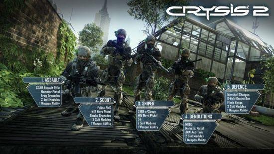 CRYSIS 2 para XBOX 360