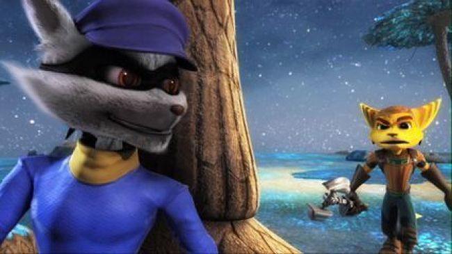 """Personajes del videojuego """"Move Heroes"""" para PS3"""