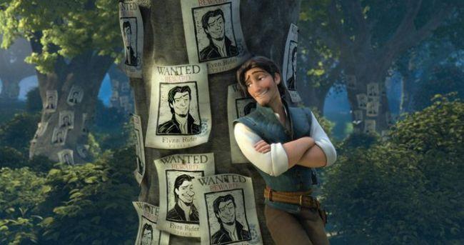 Flynn Rider es el amante de Rapunzel
