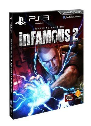 Infamous 2 Edición Especial