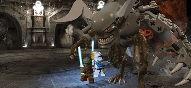 LEGO STAR WARS III THE CLONE WARS (Activision 2011)