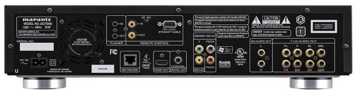 Reproductor multiformato Marantz UD7006
