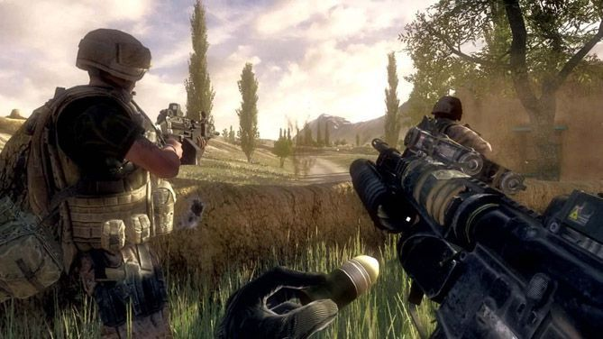 """ANALIZAMOS EL VIDEOJUEGO """"OPERATION FLASHPOINT: RED RIVER"""""""