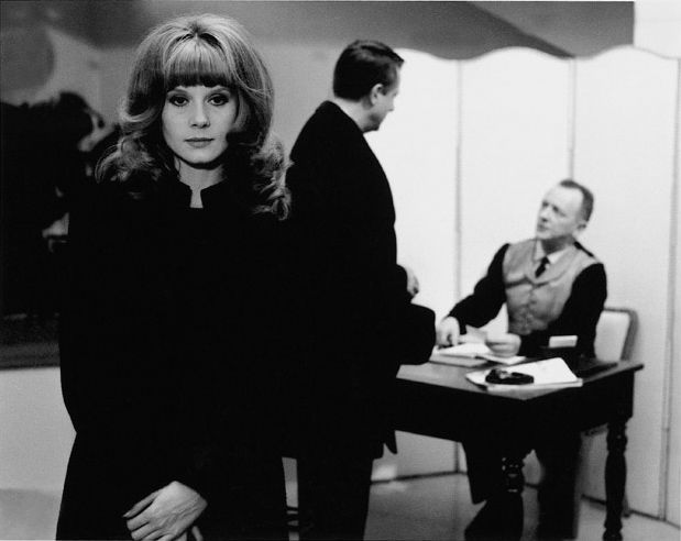 """La Piel Suave"" (Francois Truffaut, 1964)"