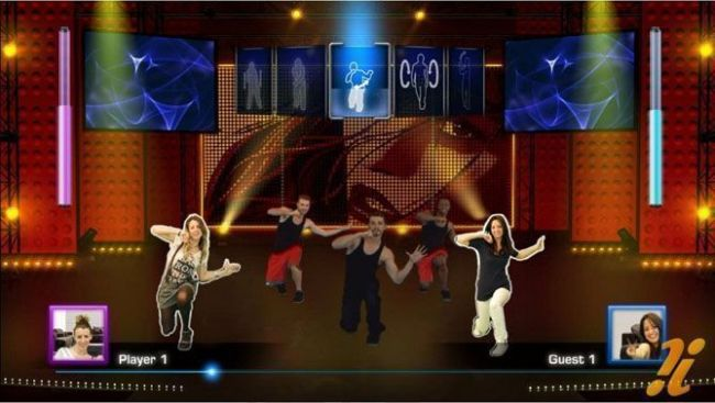 """LET'S DANCE WITH MEL B"" para XBOX 360 y Kinect"