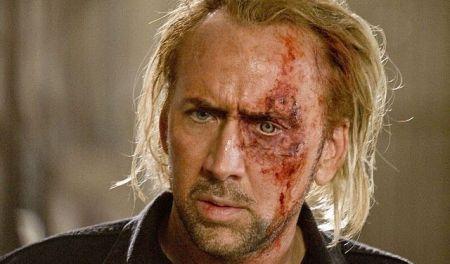 """Nicolas Cage en """"FURIA CIEGA"""" (2011)"""