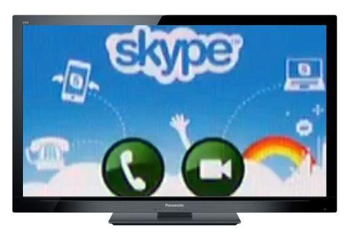 Llamadas Skype a través del DMR-BWT700 de Panasonic