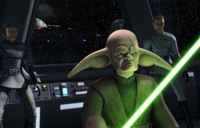 """Star Wars: The Clone Wars"" Temporada 3 (2011)"