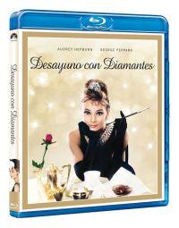 """Blu-Ray de """"Desayuno con Diamantes"""" (1961)"""