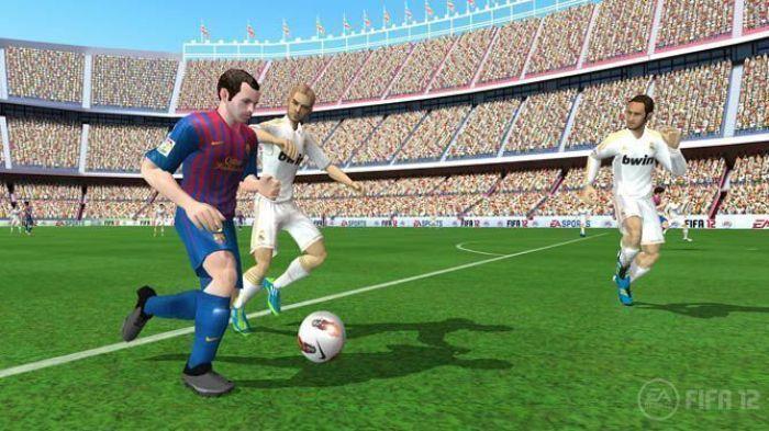 """""""FIFA 12"""""""