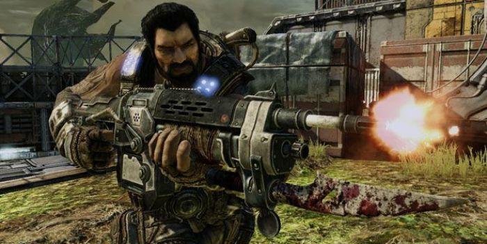 """Gears of War 3"""