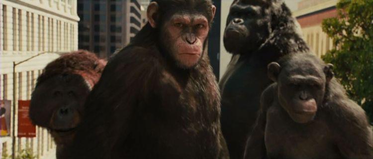 """""""El Origen del Planeta de los Simios"""" (2011)"""