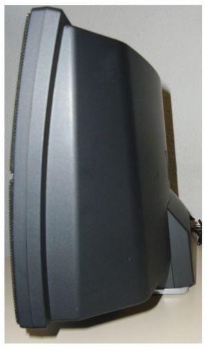 Vista lateral del Pioneer X-SMC1