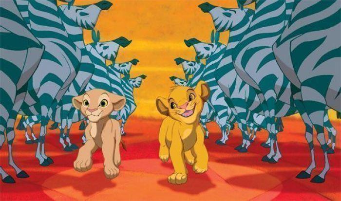 """""""El Rey León"""" (1994)"""