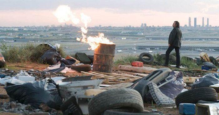 """""""No habrá paz para los malvados"""" (2011)"""