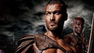 """""""Spartacus: Sangre y Arena"""" (2010)"""