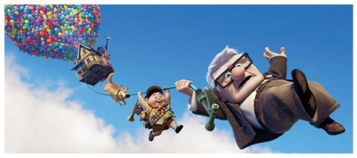 UP ©Disney Pixar
