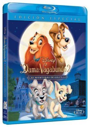 """""""La Dama y el Vagabundo 2: Las Aventuras de Golfillo"""" (2001)"""