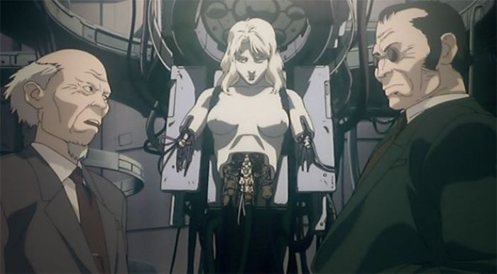 """Ghost in the Shell 2.0"" (2011)"