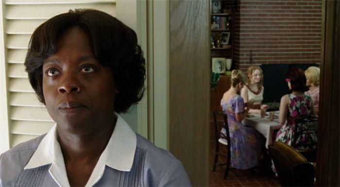 """Viola Davis en """"Criadas y Señoras"""" (2011)"""