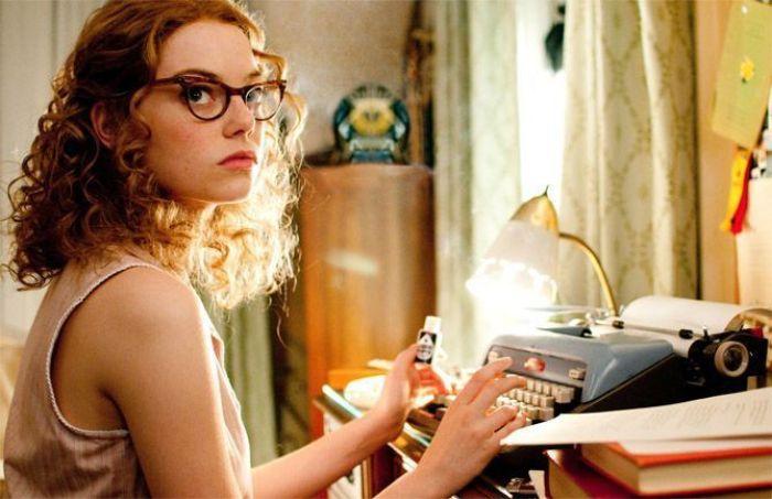 """Emma Stone en """"Criadas y Señoras"""" (2011)"""