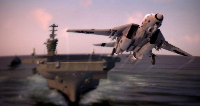 """""""Top Gun: Hard Lock"""" (2012)"""