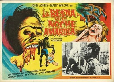 La Bestia de la Noche Amarilla (1971)