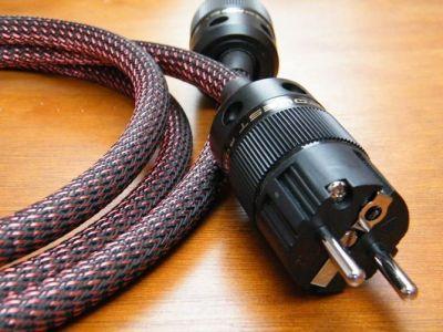 """Cable de red eléctrica de gran capacidad y rendimiento de la firma """"CGes Cables"""""""