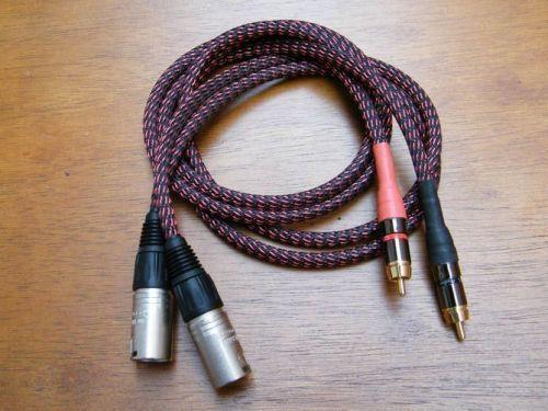 CGes Cables combinado XLR y RCA
